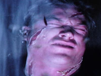 スローター:顔、削られた