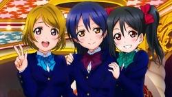 169274148 ayase_eli gap hoshizora_rin kousaka_honoka love_live! minami_kotori murota_yuuhei pantyhose seifuku sonoda_umi toujou_nozomi yazawa_nico