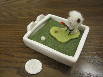 ひつじゴルフ3