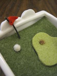 羊ゴルフ1