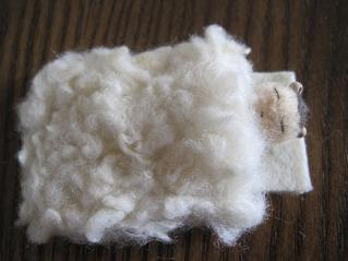 羊毛布団2