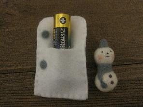 ◆雪だるま寝袋4