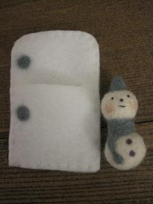 ◆雪だるま寝袋2