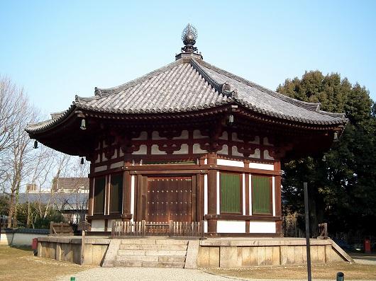 興福寺北円堂20111229