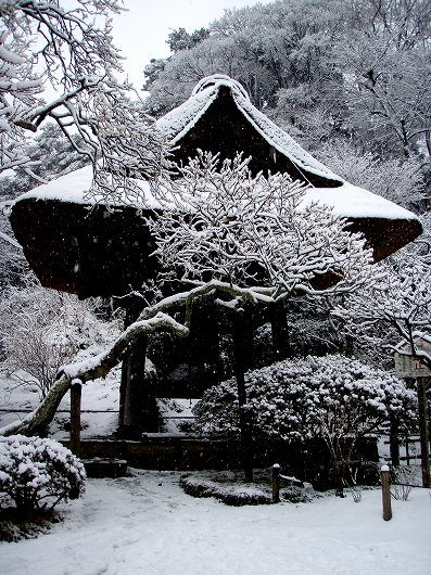 東慶寺鐘楼1-20120229