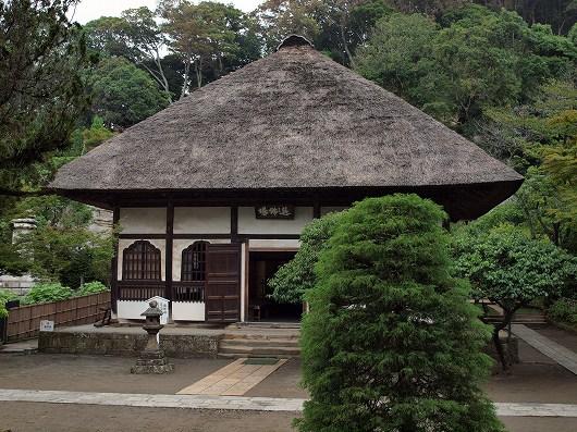 円覚寺選仏場20120708