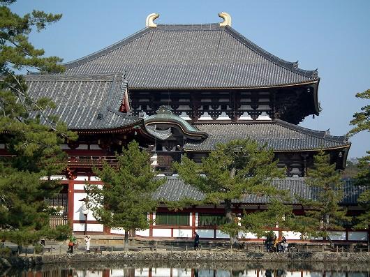 東大寺大仏殿2-20111229