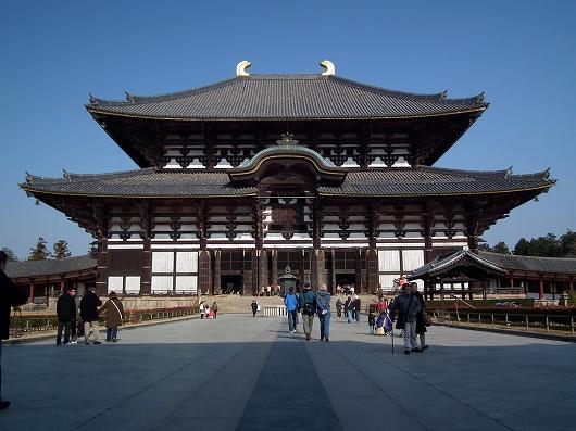 東大寺大仏殿4-20111229