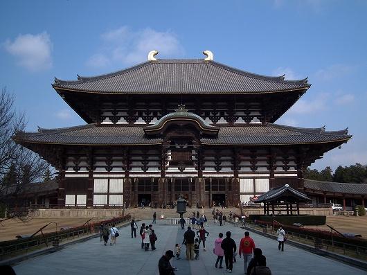 東大寺大仏殿5-20111229