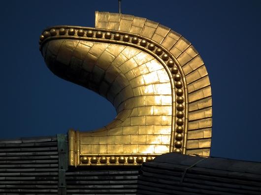 東大寺大仏殿鴟尾1-20111229