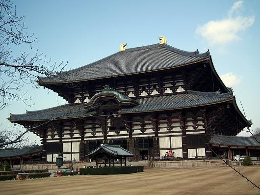 東大寺大仏殿6-20111229