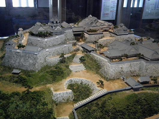 高知城模型20120303