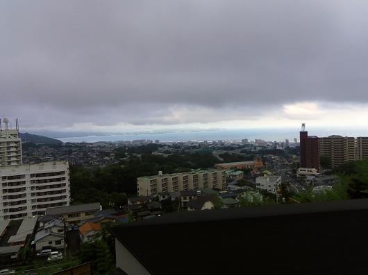 杉乃井ホテルより別府20120804