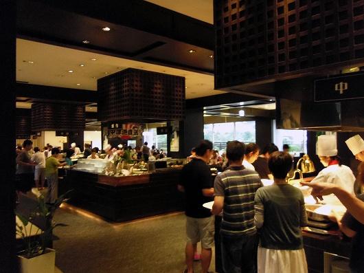 杉乃井ホテル食堂20120804