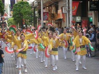 仙台青葉祭り