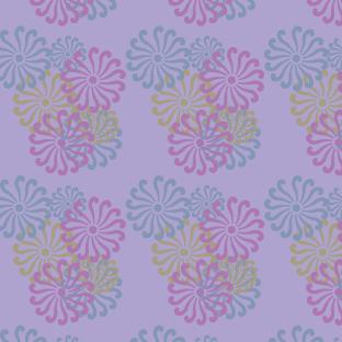 菊パターン