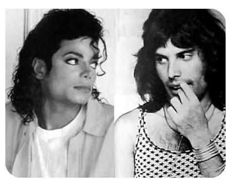 マイケルとフレディのコピー2