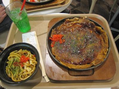 神戸とろりん焼きセット