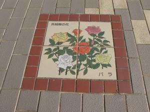 茨城県バラ