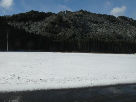 雪の天竜区