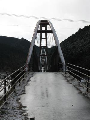 船明ダム湖