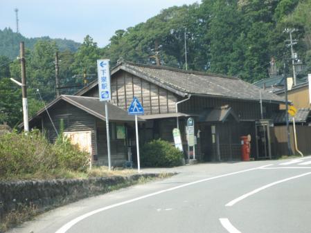 下泉駅附近