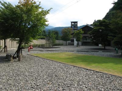 道の駅『奥大井音戯の郷』