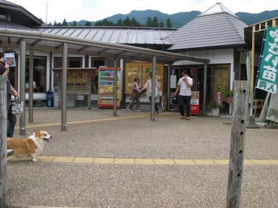道の駅『加子母』