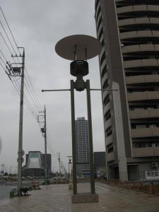 東静岡 街灯