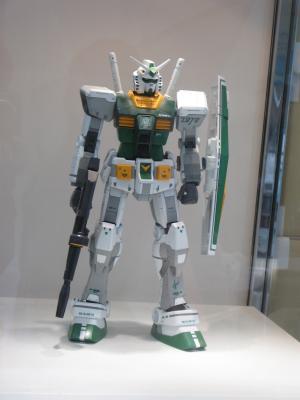 RX-78×IRF-10ガンダム