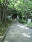 中大トンネル入り口