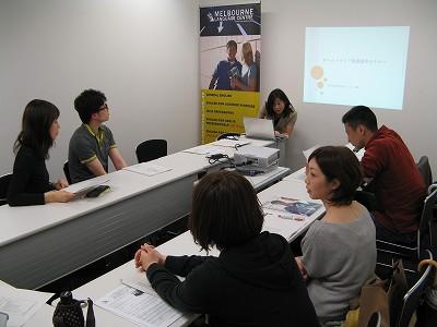 2014年春の医療留学セミナー