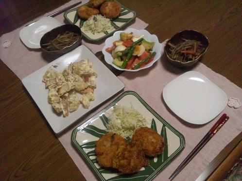 お料理です