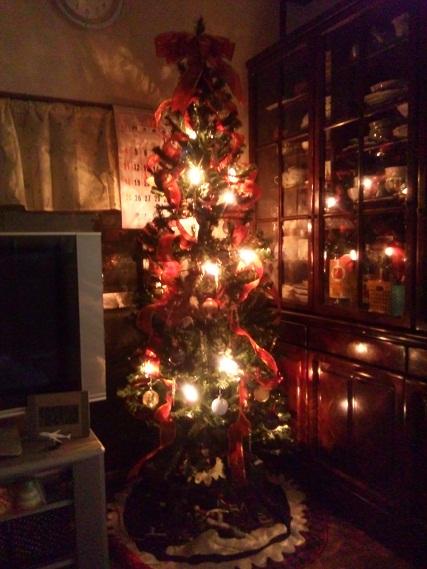 夜クリスマス