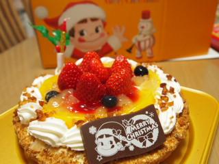 2011年クリスマスケーキ。