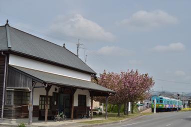 市原鉄道記念館(旧鍛冶屋線市原駅跡)