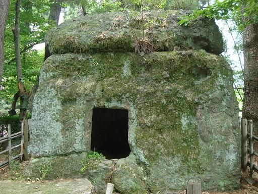 団原古墳石棺式石室