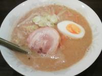 Naru-toてまえ味噌ラーメン+とんがらし麺