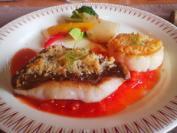 ポワル 魚料理