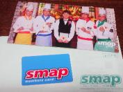 SMAP FANCLUB NO'100
