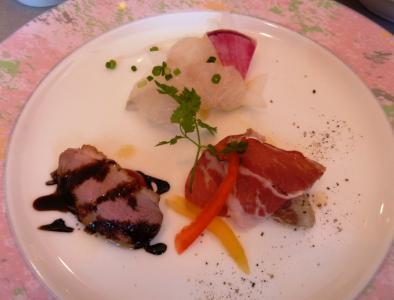 03前菜3種