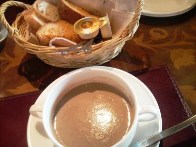 03ポルチーニのスープ