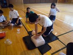 20100701日赤究明救急法講習会4