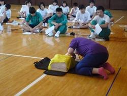 20100701日赤究明救急法講習会