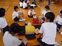 20100701日赤究明救急法講習会2