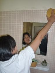 20100807トイレ掃除8月
