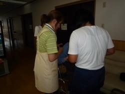 20100819職場体験学習4