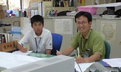 20100820職場体験学習7