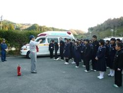 201001129避難訓練 001