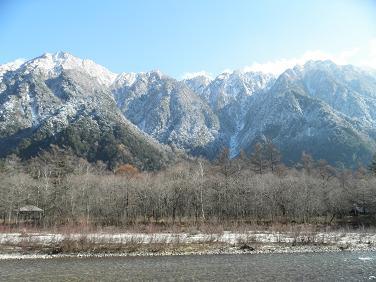 六百山&霞沢岳